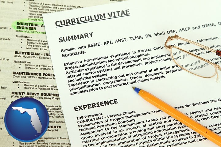 Resume Services in Florida